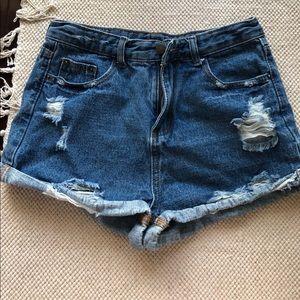 High waisted Brandy Melville Shorts